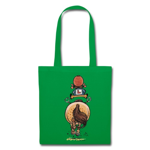 Thelwell Frühjahrsputz - Tote Bag