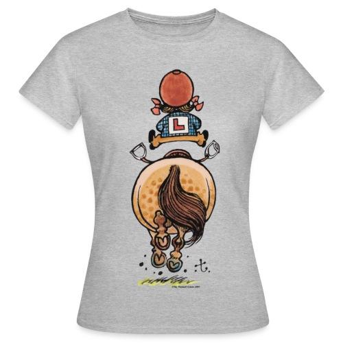 Thelwell Rennen - Frauen T-Shirt