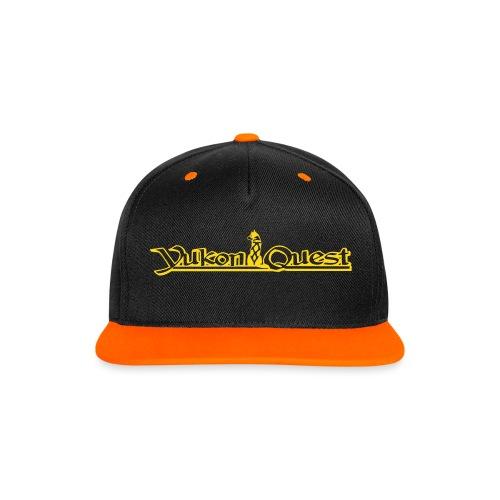 Yukon Quest Basecap I - Kontrast Snapback Cap