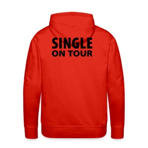 Single on tour - Men's Premium Hoodie