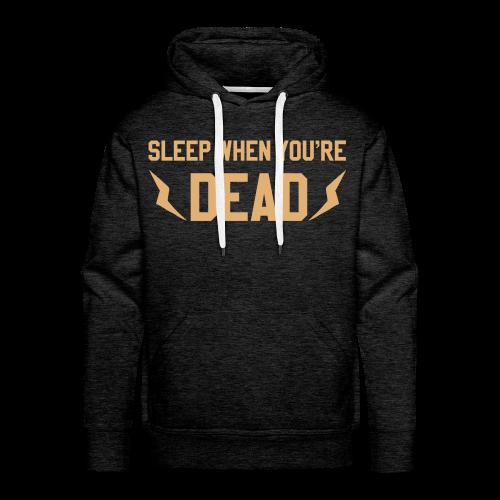 Hoodies SWYD Lightning Dark - Sweat-shirt à capuche Premium pour hommes