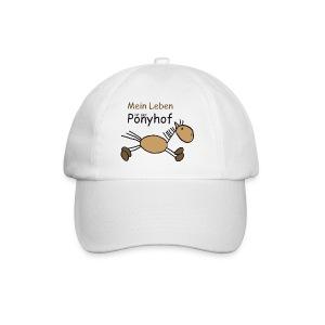 Mein Leben ist der Ponyhof - Baseballkappe