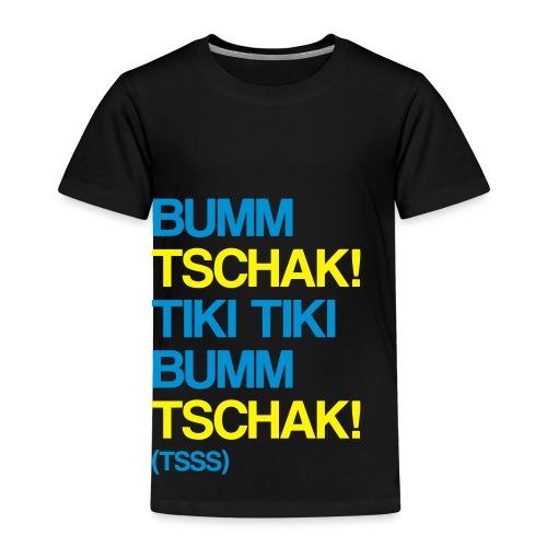 Bumm Tschak! Kinder Premium Shirt - Kinder Premium T-Shirt