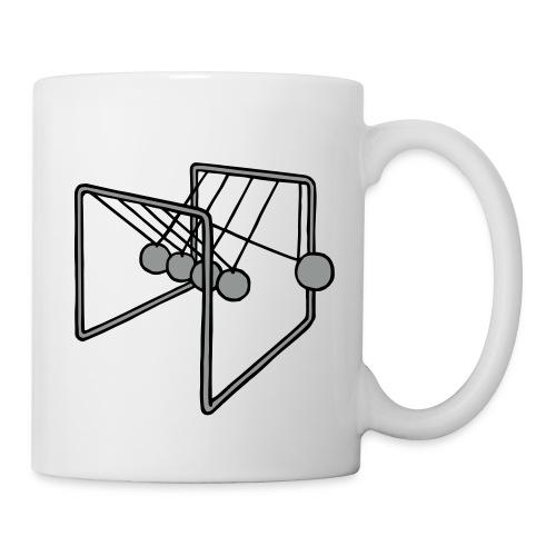 Kugelstoßpendel 2 - Tasse