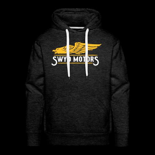 Hoodies Eagle Grey - Sweat-shirt à capuche Premium pour hommes