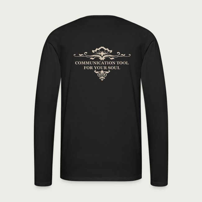 Ruokangas Longsleeve T-shirt - Black