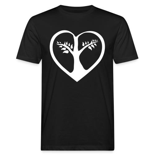 choose love Bio Tshirt Man - Männer Bio-T-Shirt