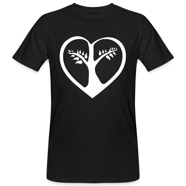 choose love Bio Tshirt Man