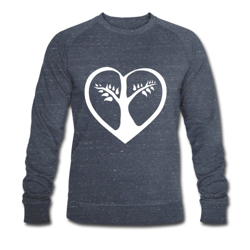 choose love Bio-Sweatshirt Man - Männer Bio-Sweatshirt von Stanley & Stella