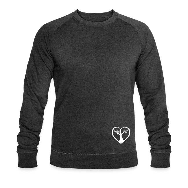choose love klein Bio-Sweatshirt Man