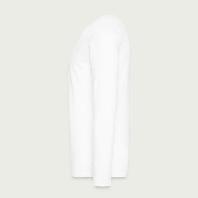 Ruokangas Longsleeve T-shirt - White