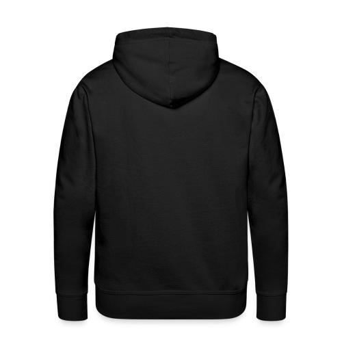 Stammes Pullover-rotes Logo - Männer Premium Hoodie
