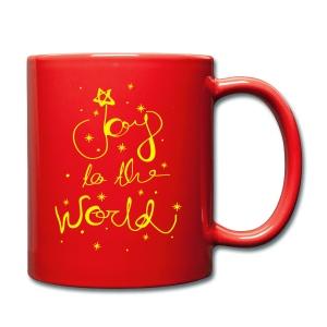 Joy to the world - Full Colour Mug