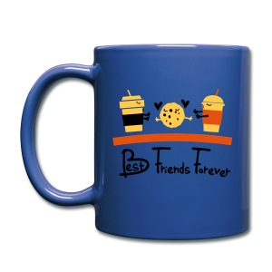 BFF cute mug - Full Colour Mug