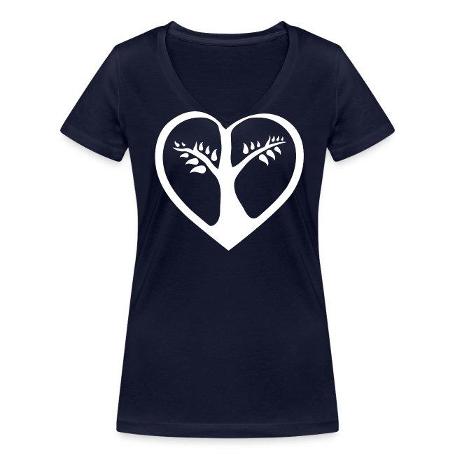 choose love Bio Tshirt Woman