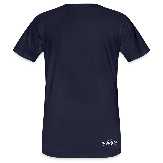 choose love klein Bio Tshirt Man