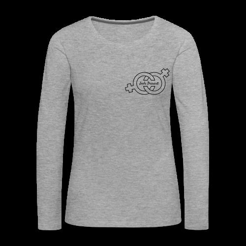 Genesys LB - Maglietta Premium a manica lunga da donna