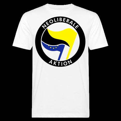 Neoliberale BioCottons - Männer Bio-T-Shirt