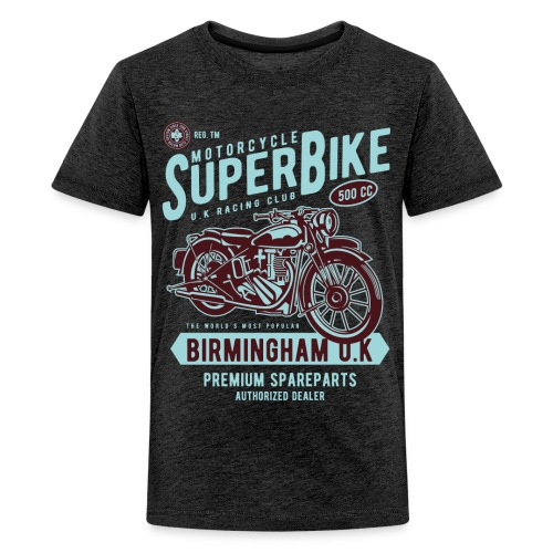 Teenage Premium - SuperBike Tshirt - Teenage Premium T-Shirt