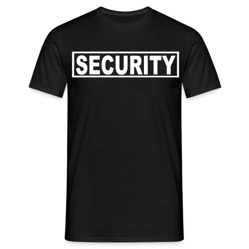 Security Tee - Men's T-Shirt