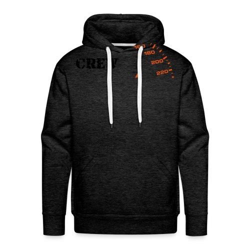 bedrijfs sweater auto tuning bedrijf - Mannen Premium hoodie