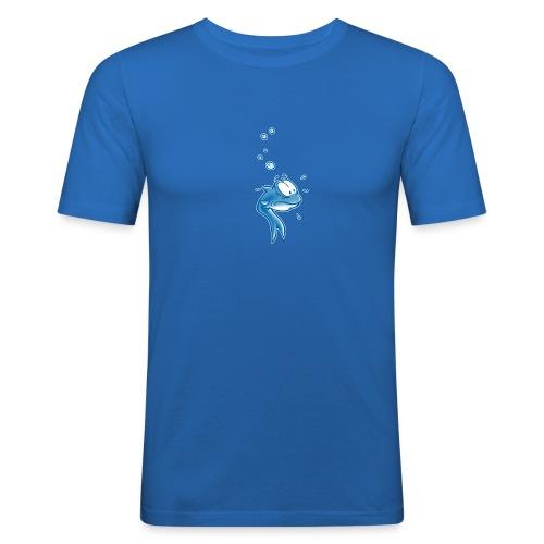 Fischy - Männer Slim Fit T-Shirt