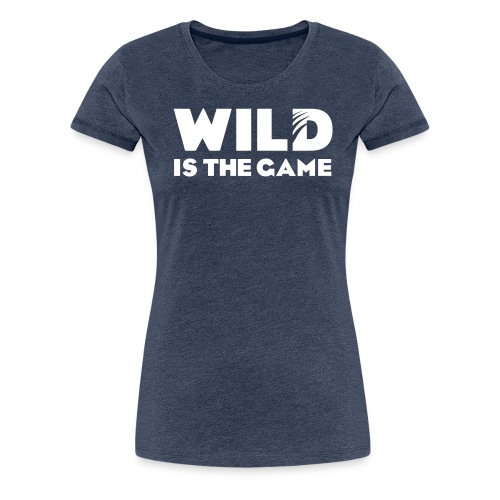 FLO GRIS GIRLY - T-shirt Premium Femme