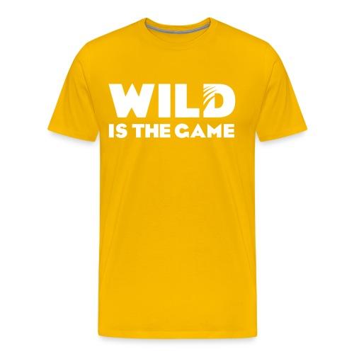FLO YELLOW - T-shirt Premium Homme