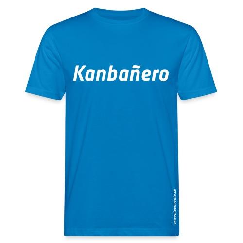 Bio T-Shirt - Kanbanero - Männer Bio-T-Shirt