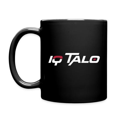 IQ Talo Schwarze Tasse - Tasse einfarbig