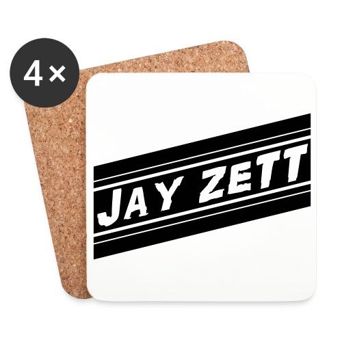 Jay Zett Untersetzer - Untersetzer (4er-Set)