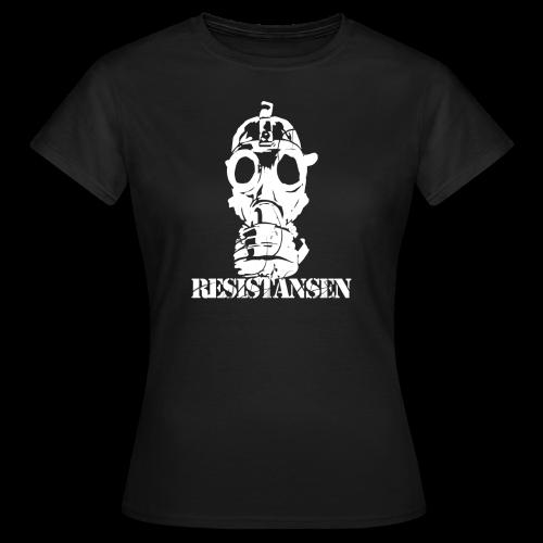 RESISTANSEN T-SKJORTE KVINNE 2017 - T-skjorte for kvinner
