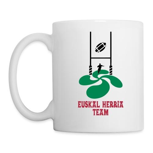 Euskal Herria Team - Mug blanc