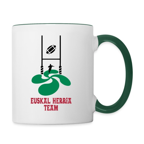 Euskal Herria Team - Mug contrasté