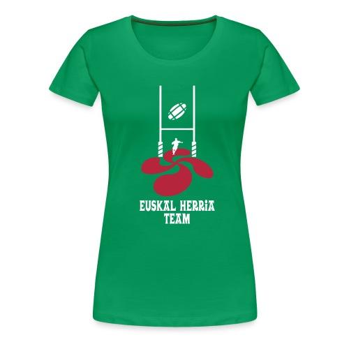 Euskal Herria Team - T-shirt Premium Femme