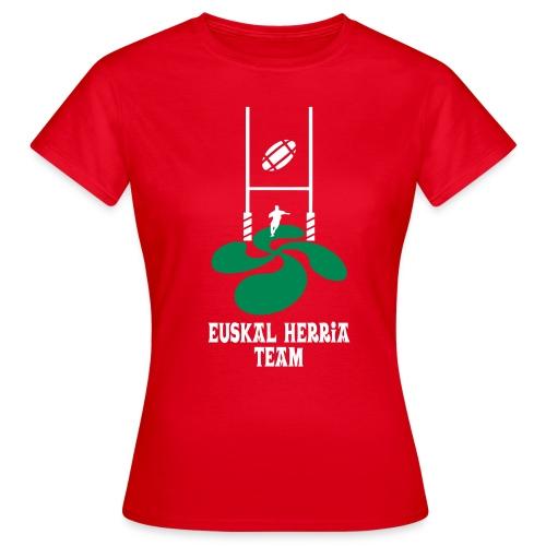 Euskal Herria Team - T-shirt Femme
