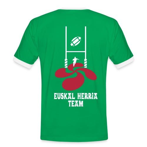 Euskal Herria Team - T-shirt contrasté Homme