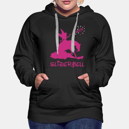 Sliderbell - Frauen Premium Hoodie