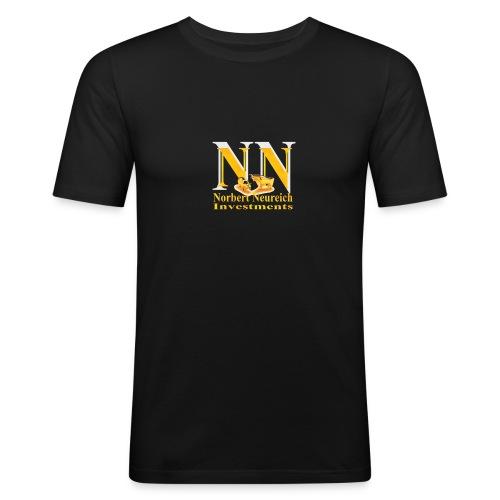 Slim Invest - Männer Slim Fit T-Shirt