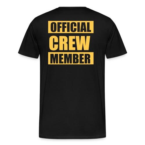 NN Crew Member - Männer Premium T-Shirt