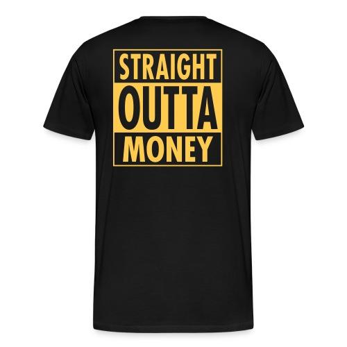 S.O.M. Invest  - Männer Premium T-Shirt