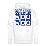 Hoodies & Sweatshirts ~ Men's Premium Hoodie ~ double d's hood (M)
