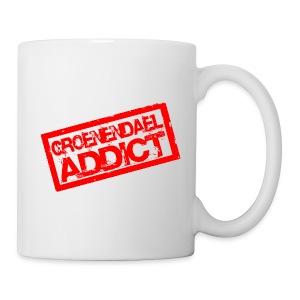 Groenendael addict - Mug blanc