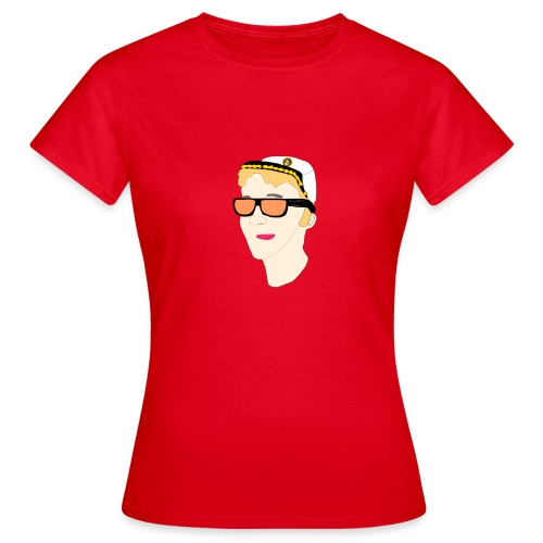 The Captain (Women's) - Women's T-Shirt