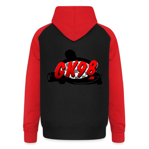 Baseball shirt - Unisex baseball hoodie