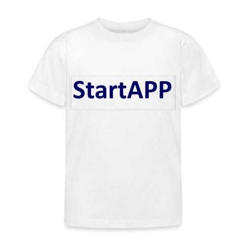 StartAPP - Kinder T-Shirt