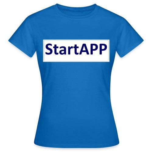 StartAPP - Frauen T-Shirt