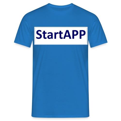 StartAPP - Männer T-Shirt