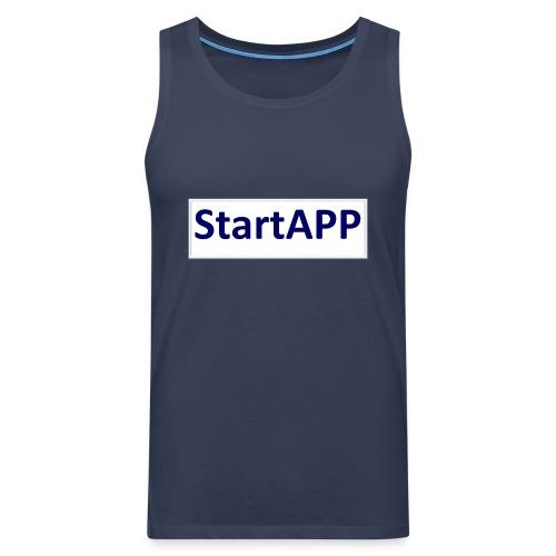 StartAPP - Männer Premium Tank Top