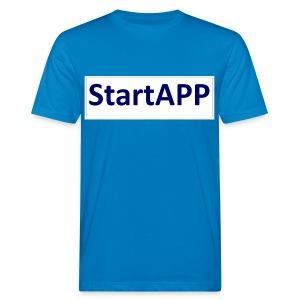 StartAPP - Männer Bio-T-Shirt
